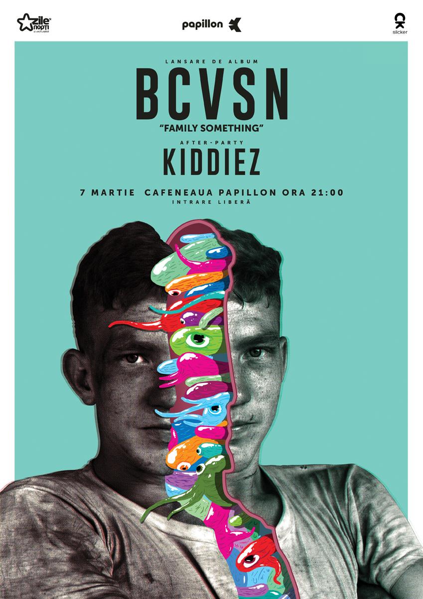Lansare album BCVSN @ Cafe Papillon