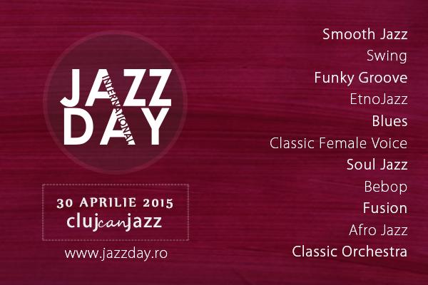 Ziua Internaţională a Jazzului 2015