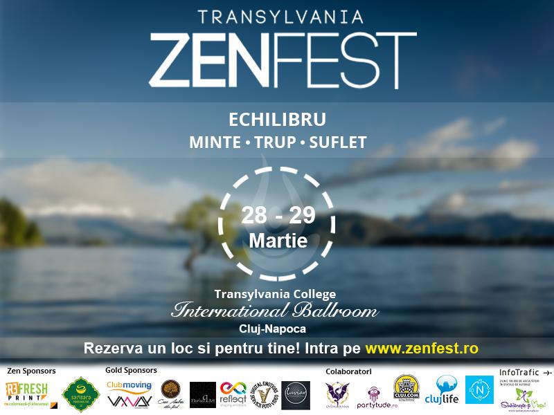 Transylvania Zen Fest 3.0