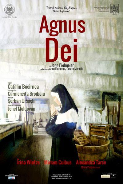 """Agnus Dei @ Teatrul Naţional """"Lucian Blaga"""""""