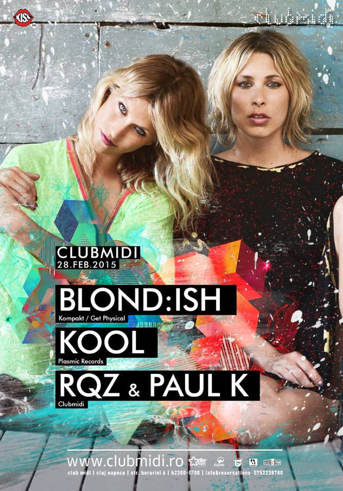 Blond:ish @ Club Midi