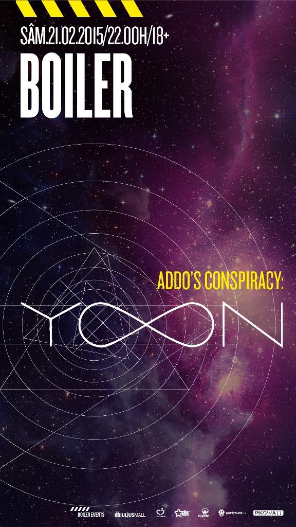 ADDO's Conspiracy: YOON