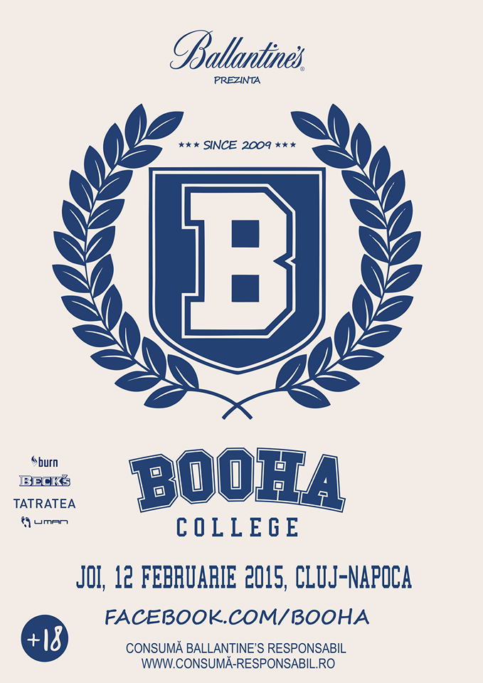 Booha College Party