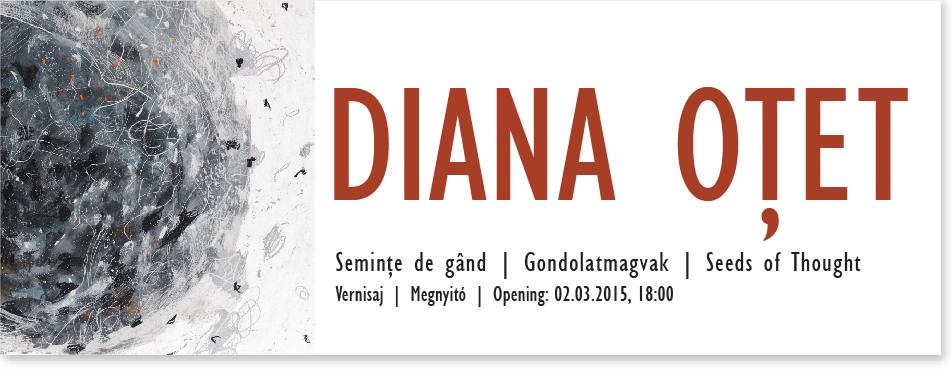 Diana Oțet: Semințe de gând