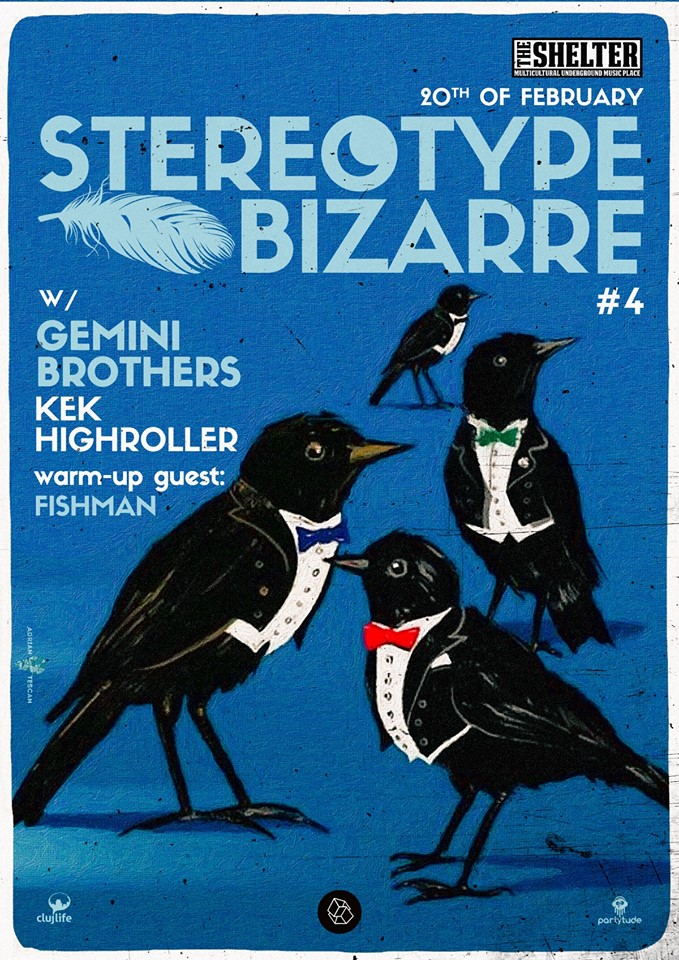 Stereotype Bizarre #4 @ The Shelter