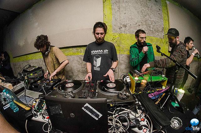 Poze: Genmaica Soundsystem @ The Shelter