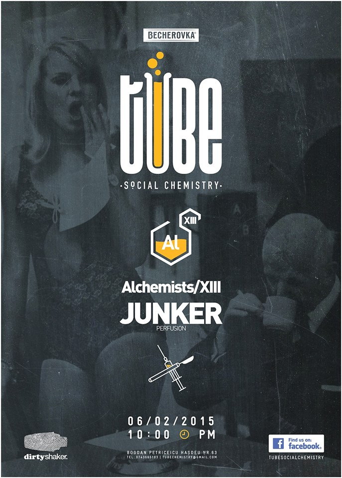 The Alchemists/13 – Junker @ Tube