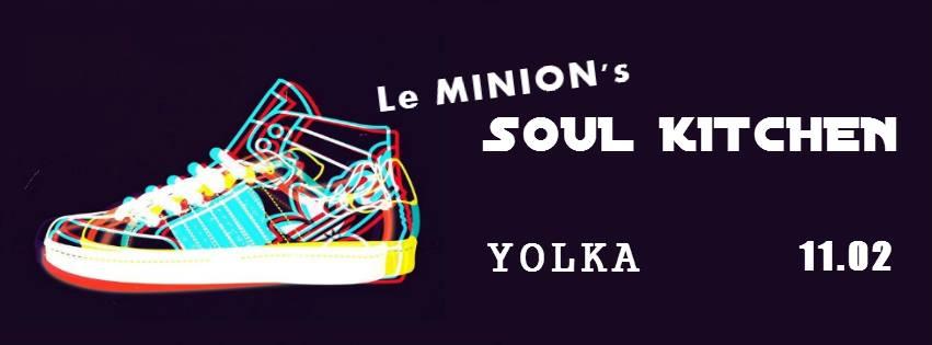 Le Minion @ Yolka