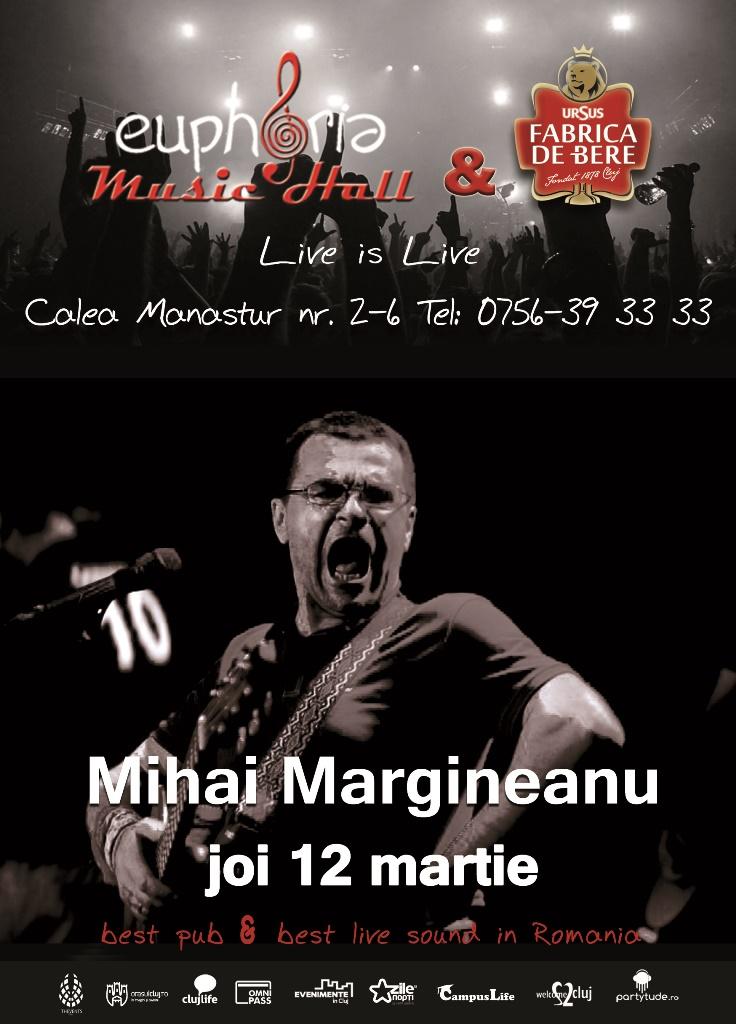 Mihai Mărgineanu @ Euphoria Music Hall