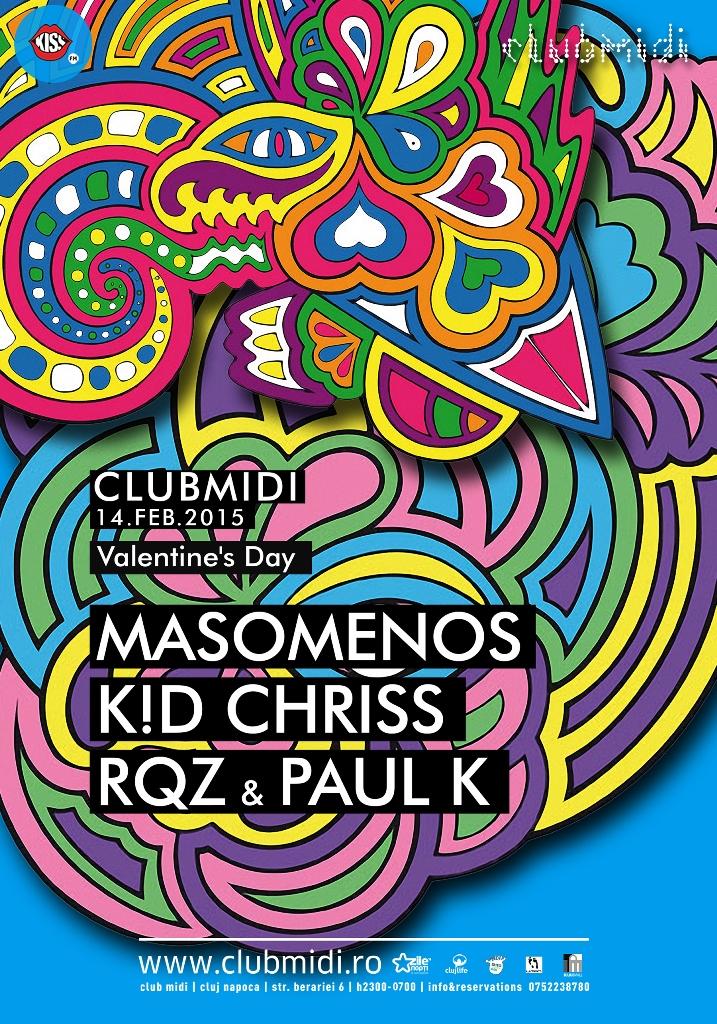 Masomenos @ Club Midi