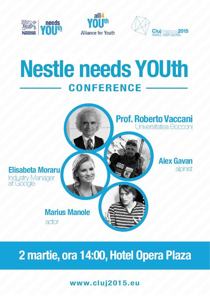 Nestlé Days – Career Conference