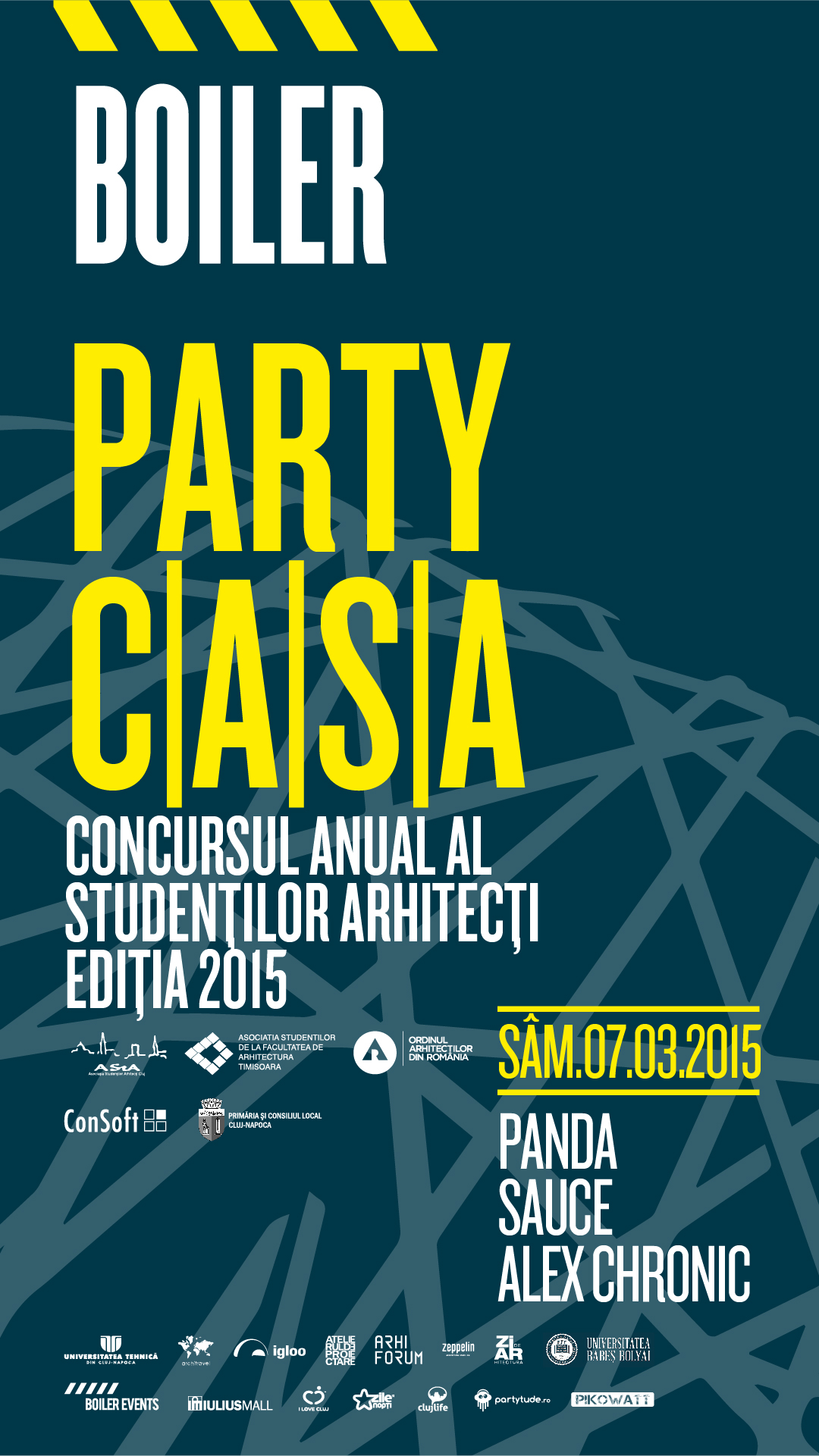 PARTY C|A|S|A