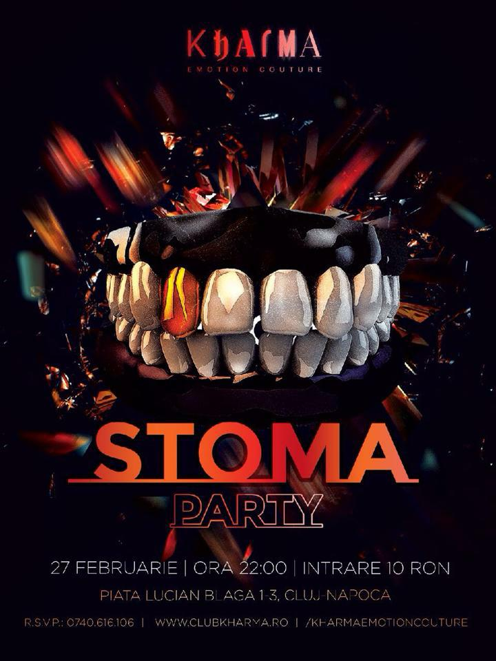 Stoma Party @ Kharma Emotion Couture