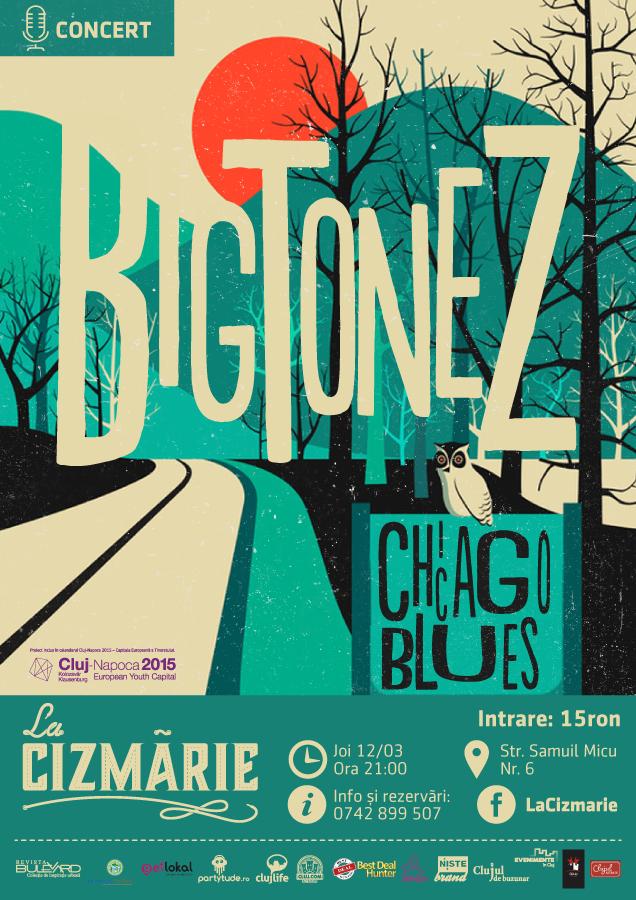 BigTonez @ La Cizmărie