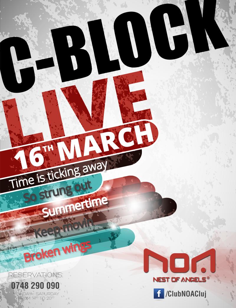 C-Block @ Club NOA