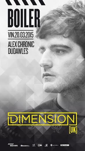 Dimension @ Boiler Club