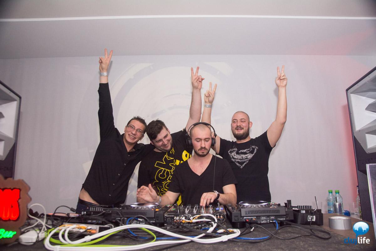 Poze: Molecular Beats @ Cluj Arena
