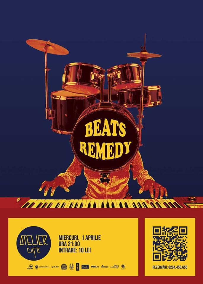 Beats Remedy Live @ Atelier Cafe