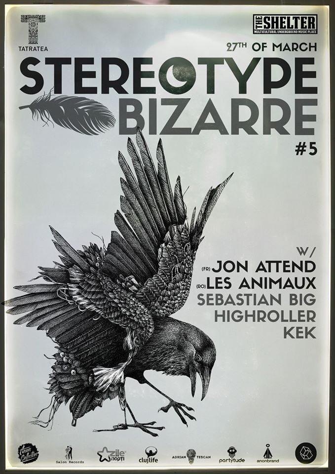 Stereotype Bizarre #5 @ The Shelter