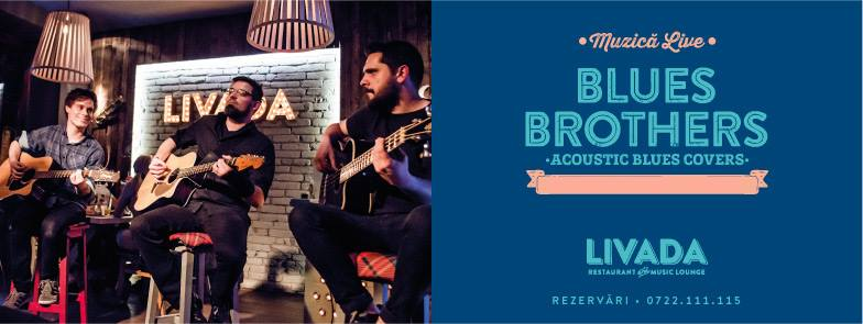 Blues Brothers @ Livada