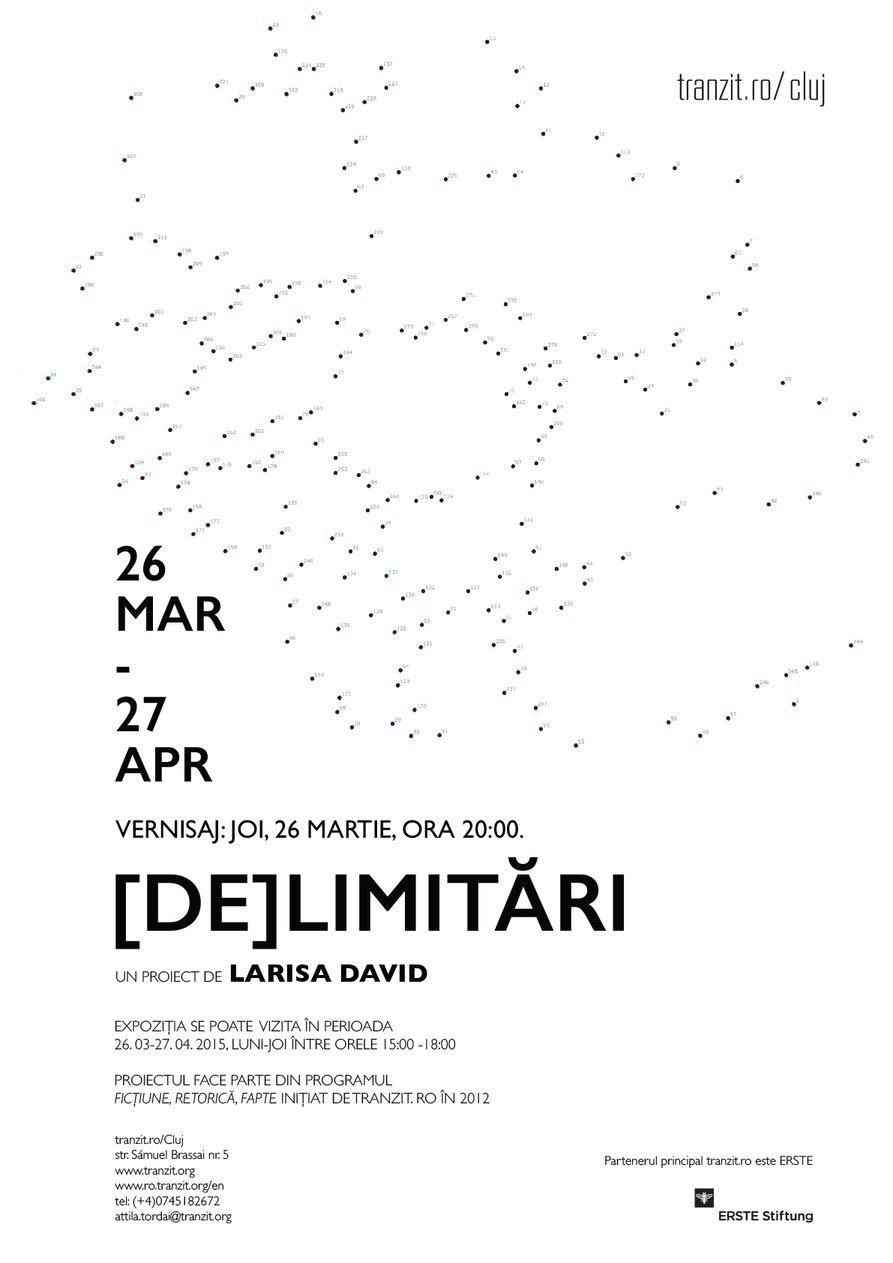 [de]limitări – un proiect de Larisa David