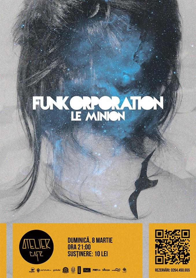 Funkorporation @ Atelier Cafe