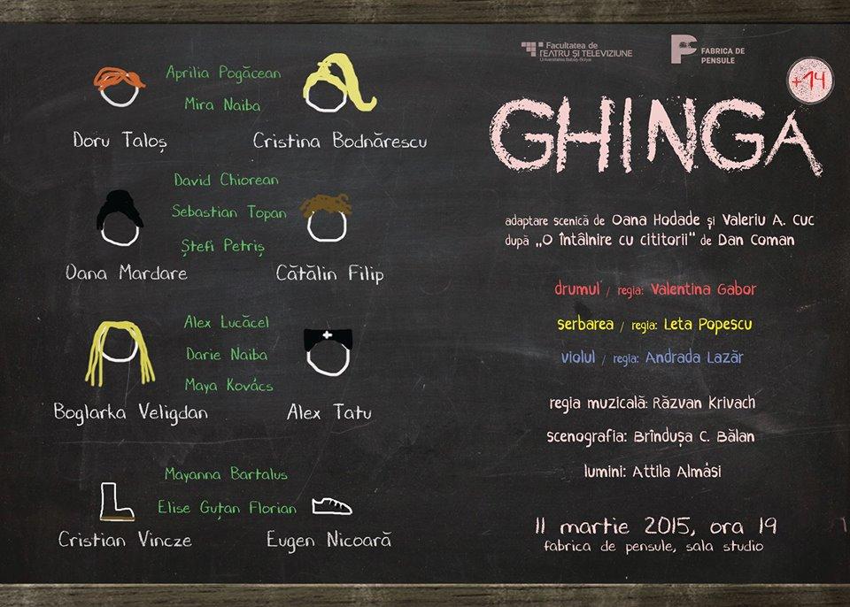 Ghinga @ Fabrica de Pensule