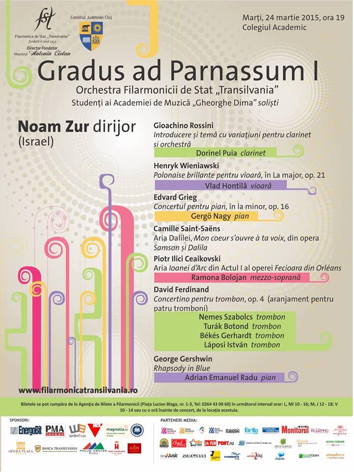 Gradus ad Parnassum I