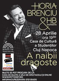 Horia Brenciu & HB Orchestra @ Casa de Cultură a Studenților