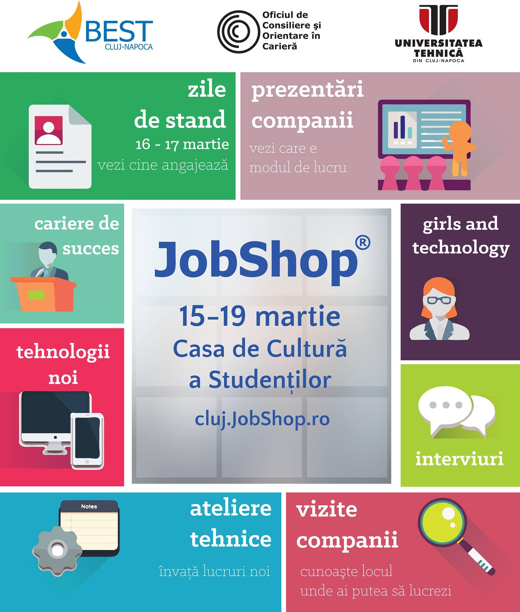 JobShop 2015