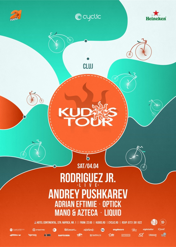 Kudos Tour @ Hotel Continental