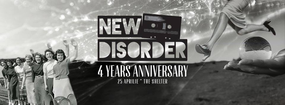 New Disorder – 4 years Anniversary @ The Shelter