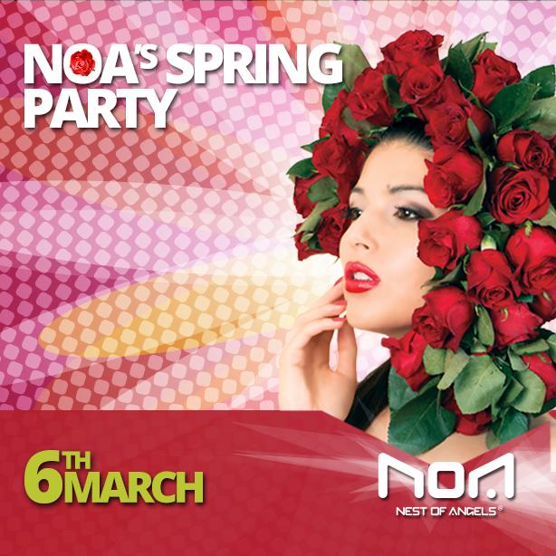 NOA's Spring Party