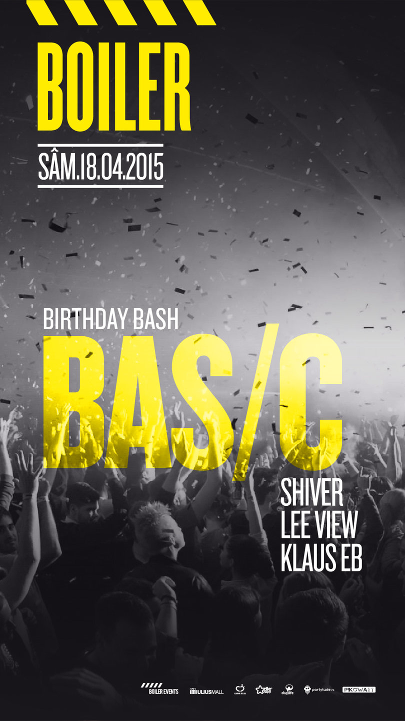 BAS/C Birthday Bash @ Boiler Club