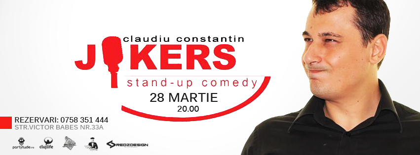 Jokers Stand Up Comedy @ Le Parisien