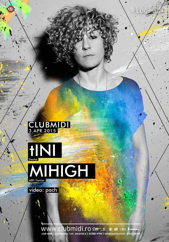 tINI / Mihigh @ Club Midi