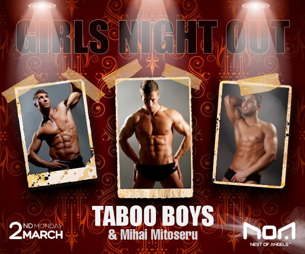 Taboo Boys @ Club NOA