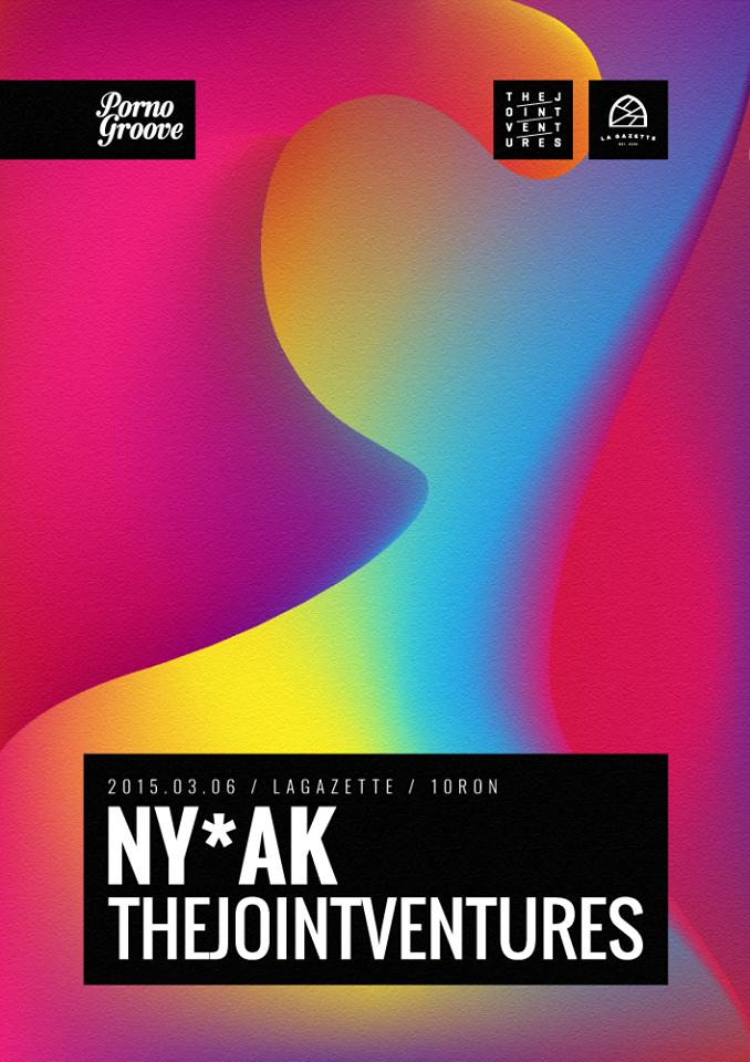 NY*AK / TJV @ La Gazette