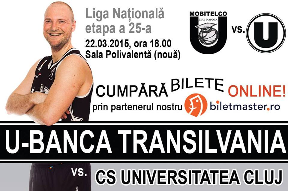 U-Banca Transilvania – CS U Cluj