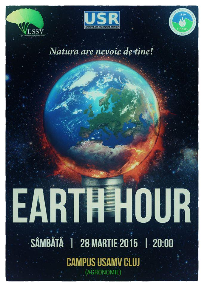 Ora Pământului @ Campus USAMV