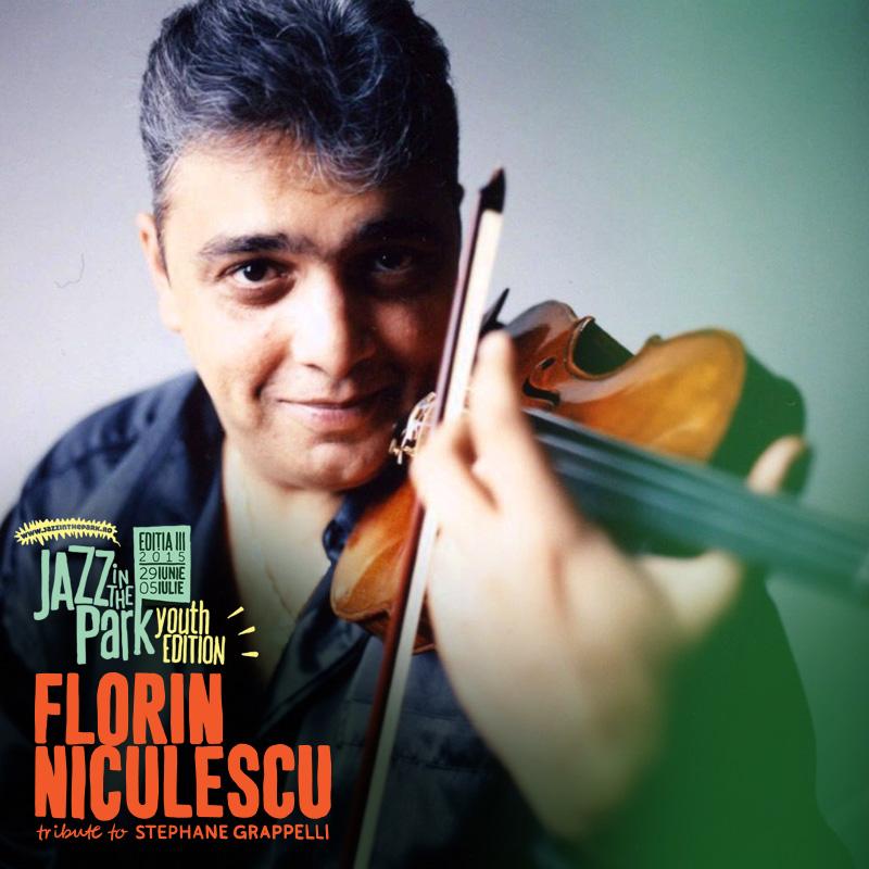 Florin Niculescu @ Jazz in the Park 2015
