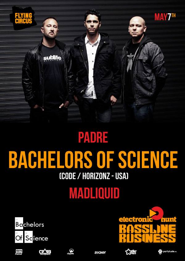 Bachelors of Science @ Flying Circus Pub