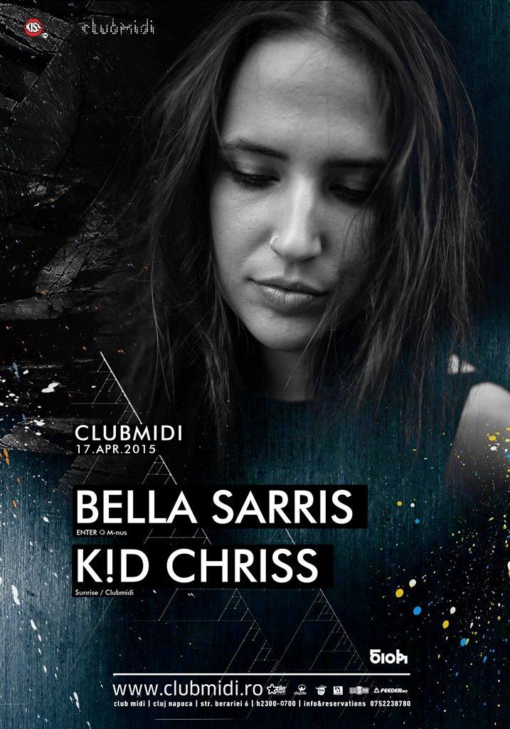 Bella Sarris / K!D Chriss @ Club Midi