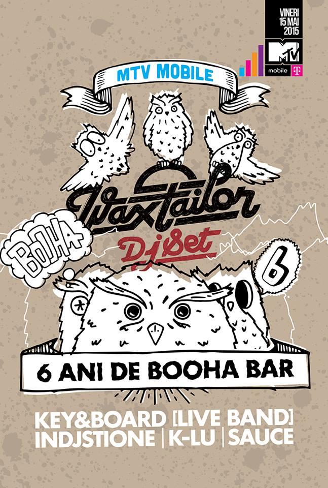 6 ani de Booha Bar