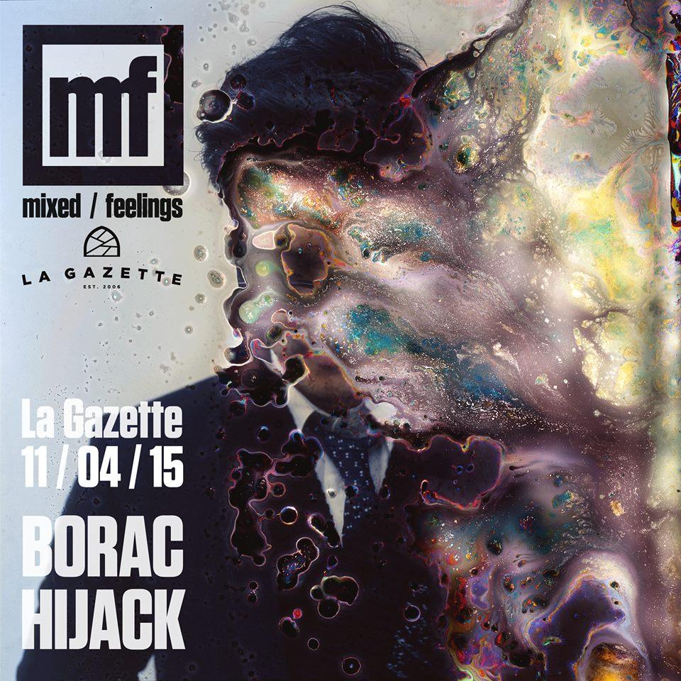 Mixed Feelings 005: Borac @ La Gazette