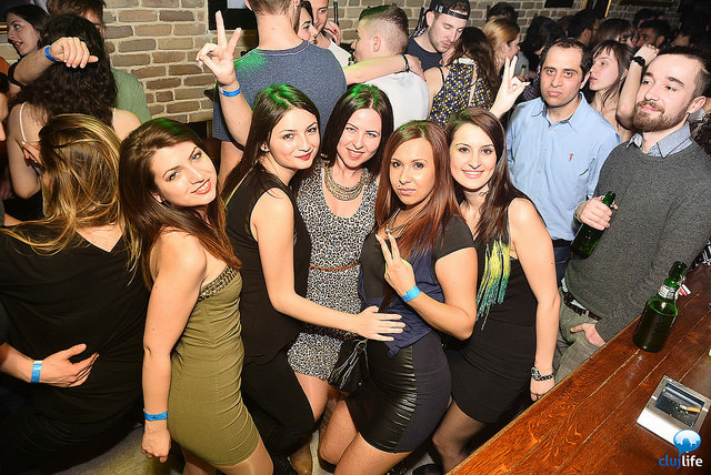 Poze: Erasmus Beer & Tequila Party @ Caro Club