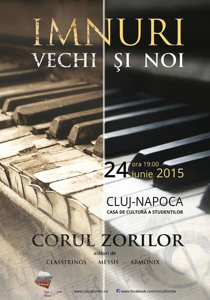"""Concert """"Imnuri vechi și noi""""@ CCS"""
