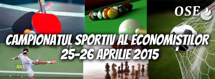 Campionatul Sportiv al Economiștilor