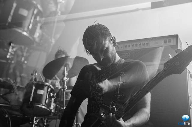 Poze: Downfall of Gaia @ The Shelter