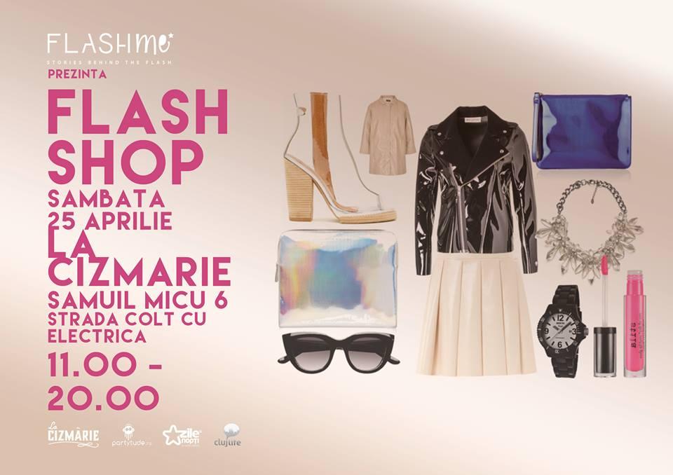 Flash Shop @ La Cizmărie